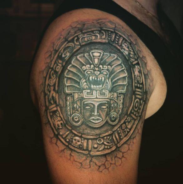 Quarter Sleeve Tattoos For Boys
