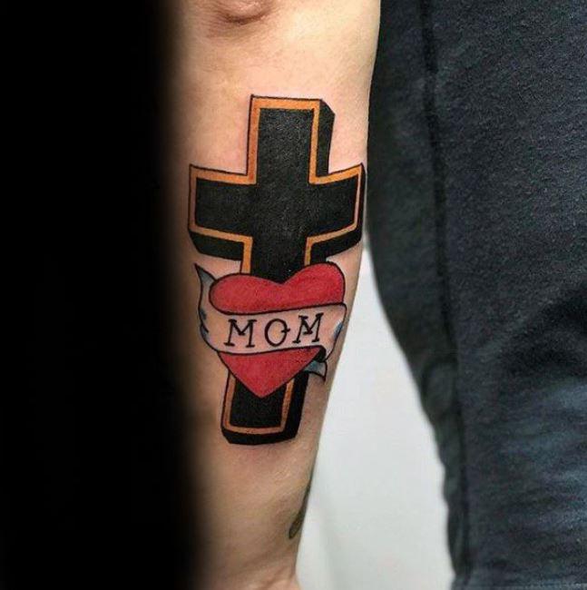 Rip Mom Tattoos