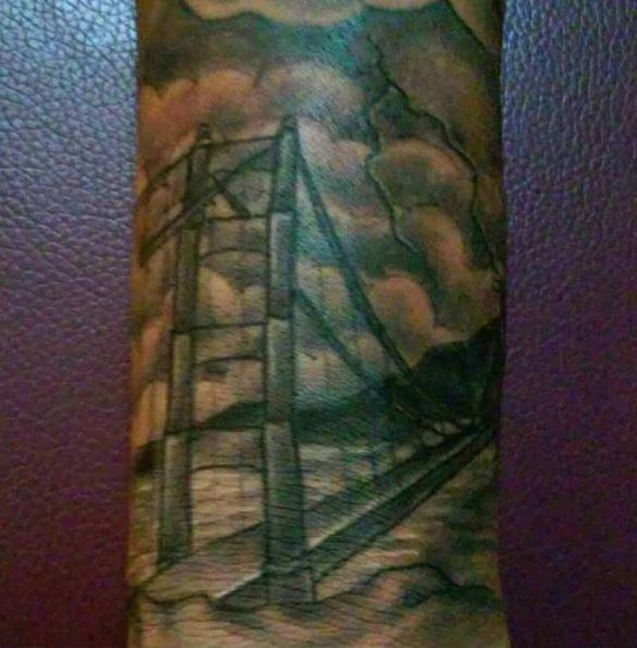 San Francisco California Tattoos