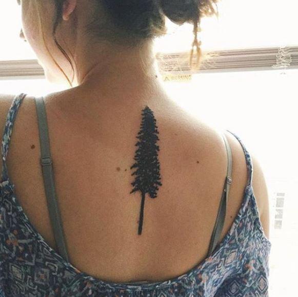 Simple Tree Tattoos
