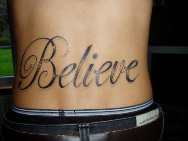 Single Word Tattoos Inspirational (110)