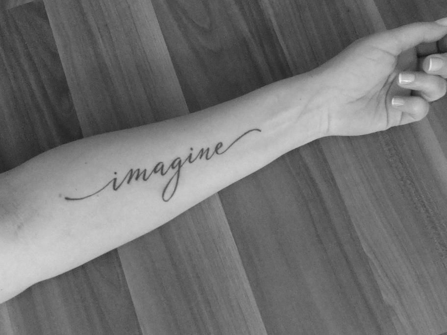 Single Word Tattoos Inspirational (16)