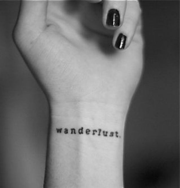 Single Word Tattoos Inspirational (24)
