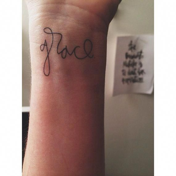 Single Word Tattoos Inspirational (56)