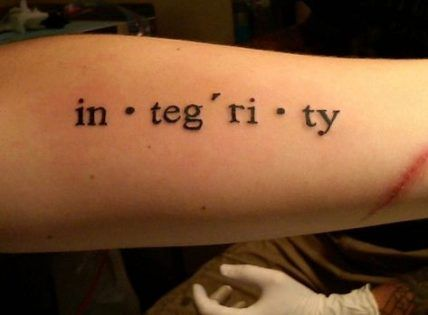 Single Word Tattoos Inspirational (68)