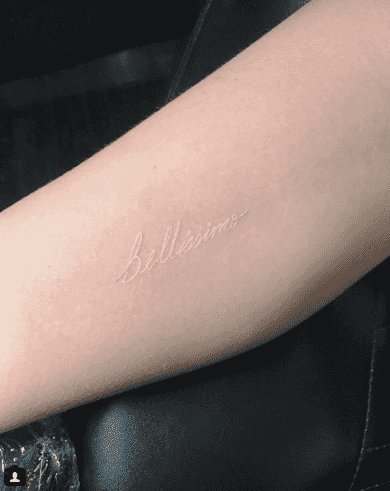 Single Word Tattoos Inspirational (7)