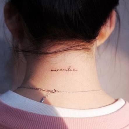 Single Word Tattoos Inspirational (74)