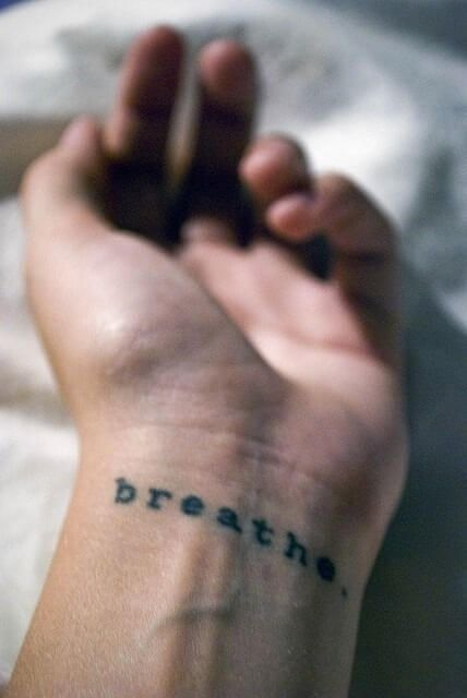 Single Word Tattoos Inspirational (8)