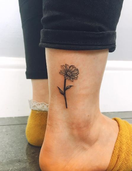 Small Flower Tattoos