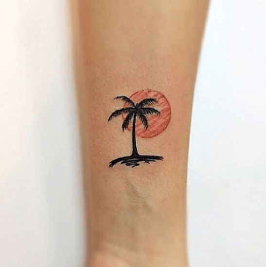 Small Tree Tattoos