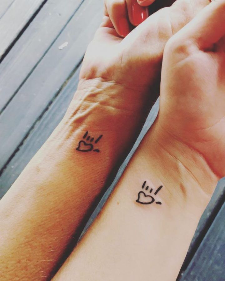 Son And Daughter Tattoo (8)