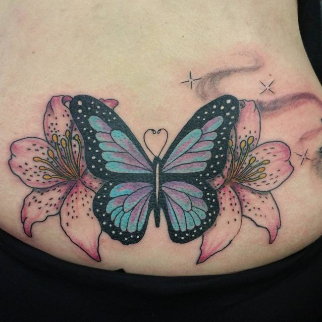 Tramp Stamp Cover Up (106)