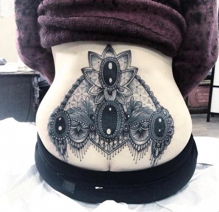 Tramp Stamp Cover Up (117)