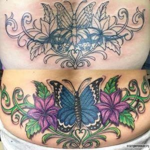 Tramp Stamp Cover Up (144)