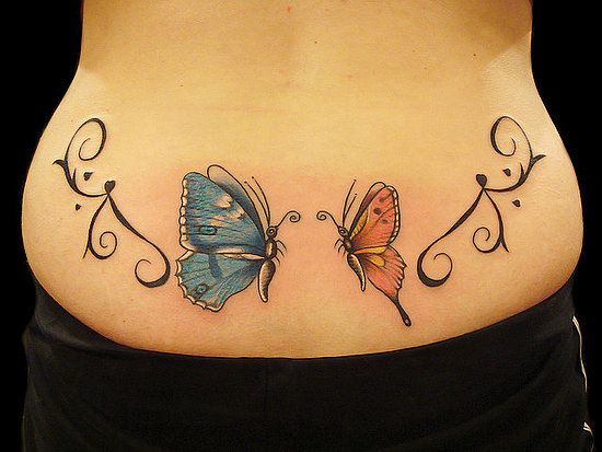 Tramp Stamp Cover Up (155)