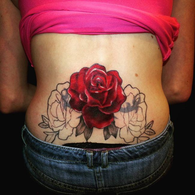 Tramp Stamp Cover Up (163)