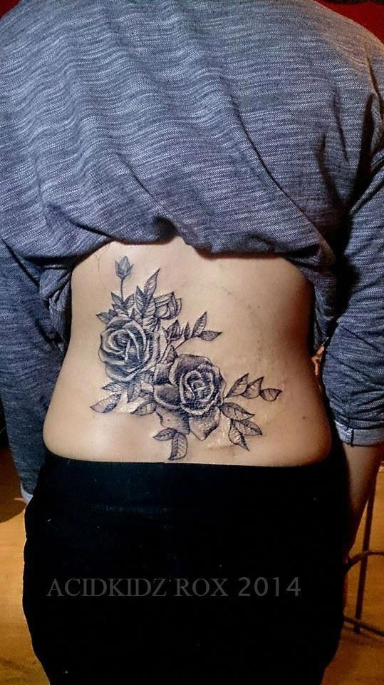 Tramp Stamp Cover Up (180)