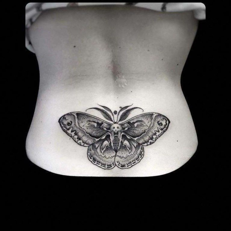 Tramp Stamp Cover Up (185)