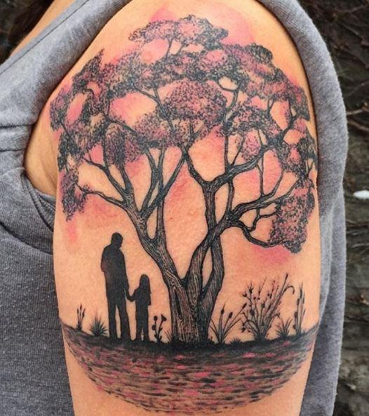 Tree Of Life Tattoos