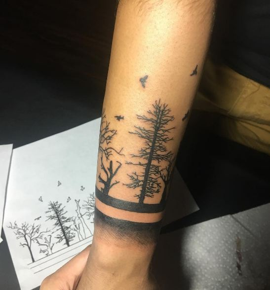 Tree Tattoos For Men