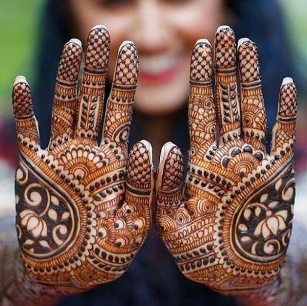 Wedding Henna Tattoos