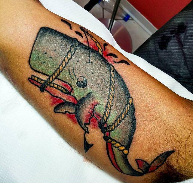 Whale Shark Tattoo Designs