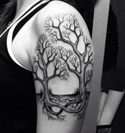 Wicked Tree Tattoos