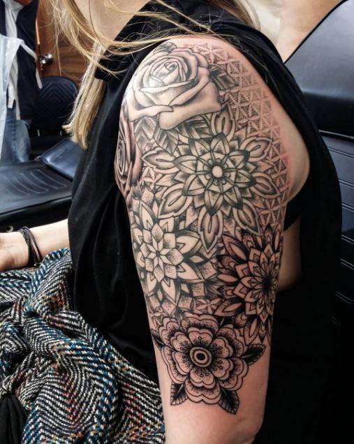 Womens Half Sleeve Tattoos
