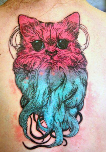 Worst Watercolor Tattoos