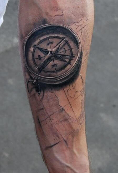 3d Arm Tattoos For Men