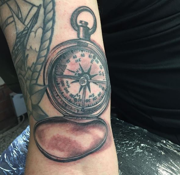 Beautiful Nautical Tattoos Design And Ideas For Men