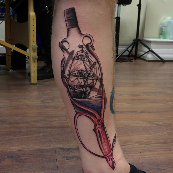 Best Nautical Tattoos Meaning And Ideas