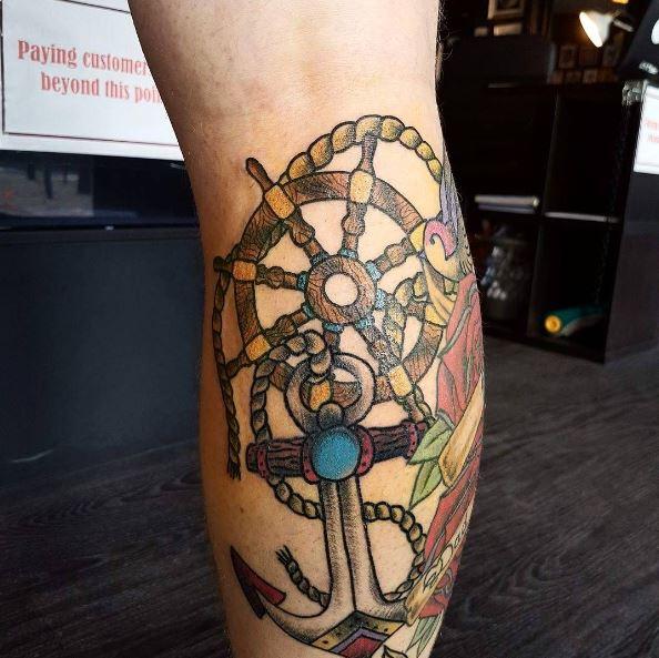 Best Sailor Tattoos For Men