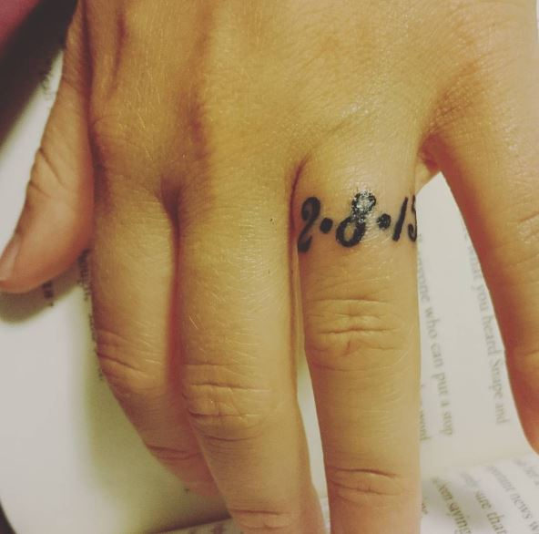 Best Wedding Ring Tattoos Pictures