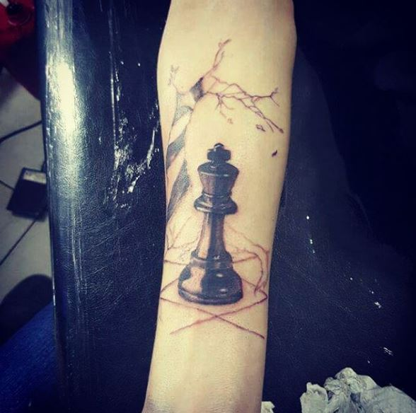 Chess Tattoos Design Pictures