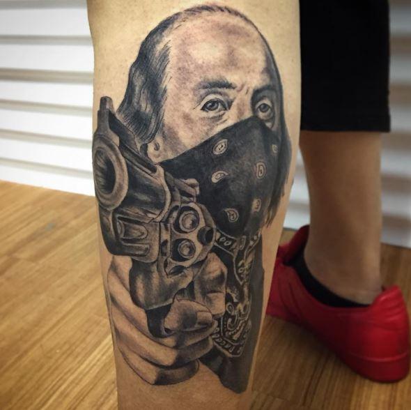 Cool Gangsta Tattoos Design And Ideas