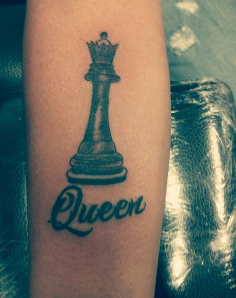Fabulous And Cool Chess Tattoos Design And Ideas