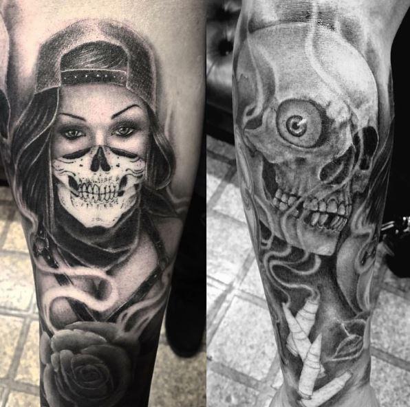 Fake Gangsta Tattoos Design And Ideas