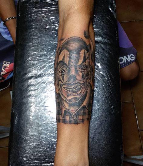 Gangsta Joker Tattoos Design And Ideas