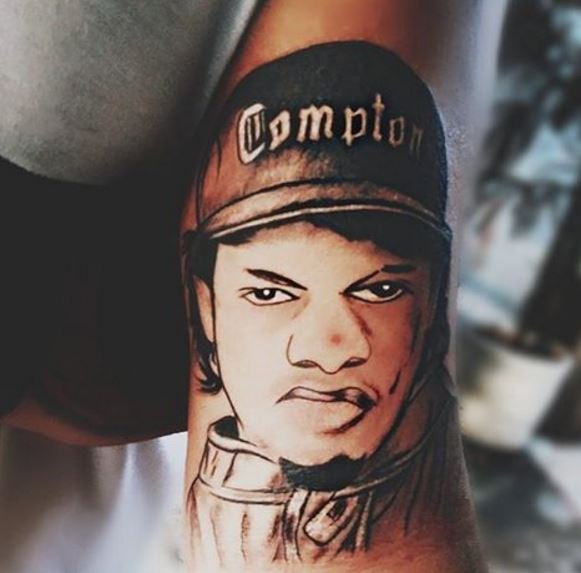 Gangster Tattoos Design On Forearms