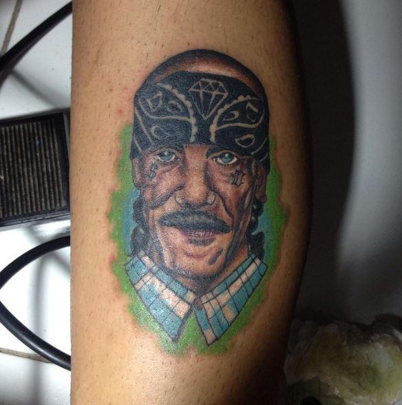 Gangster Tattoos For Female