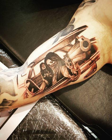 Latest Gangsta Tattoos Design And Ideas