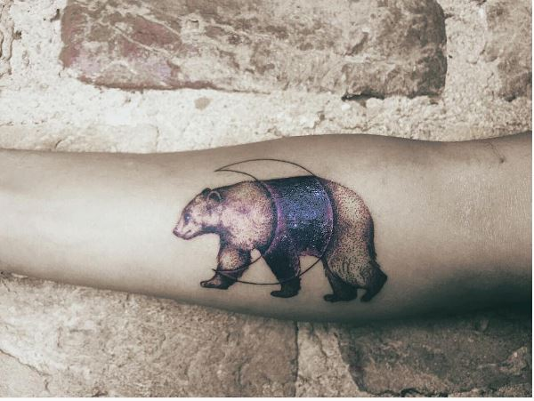 Most Popular Bear Tattoos Design And Ideas