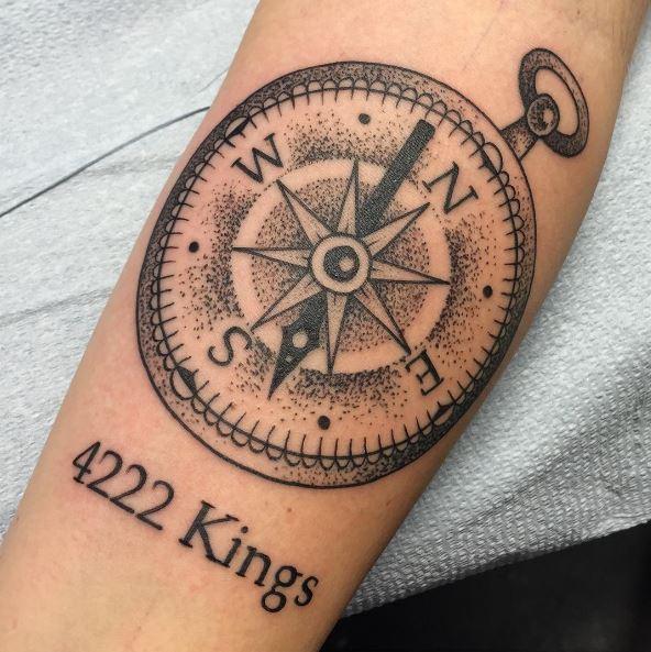 Nautical Tattoos Ideas For Guys