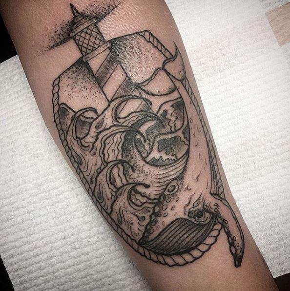 Nautical Tattoos Ideas For Men