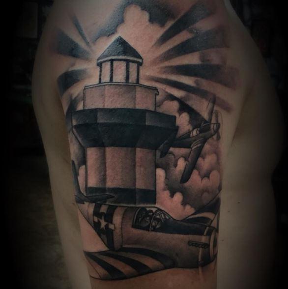 Nautical Best Sleeve Tattoos Design