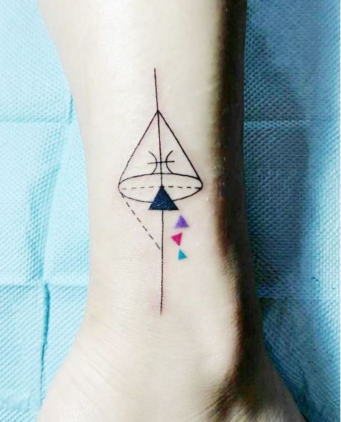 New Ankle Tattoos Design And Ideas