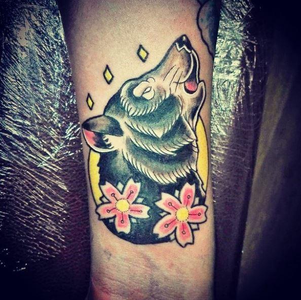 Nice Bear Tattoos Design And Ideas