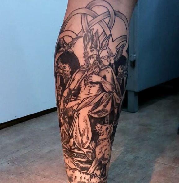 Norse Tattoo 11