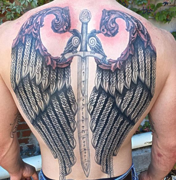 Norse Tattoo 12
